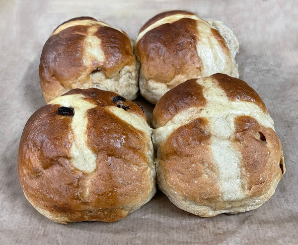 Saker Hot Cross Bun