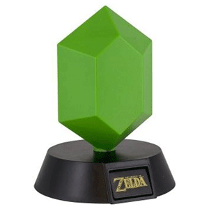LÁMPARA THE LEGEND OF ZELDA: RUPIA VERDE
