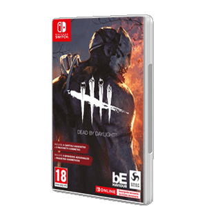 JUEGO NINTENDO SWITCH DEAD BY DAYLIGHT