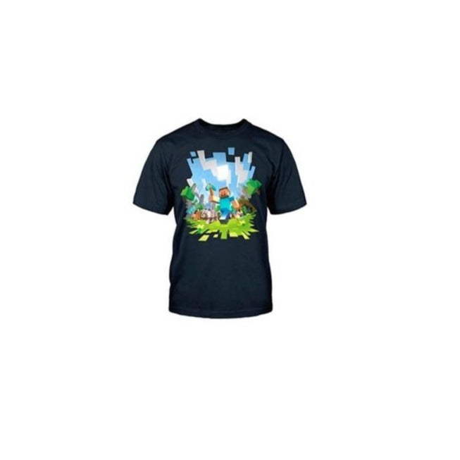 CAMISETA MINECRAFT ADULTO