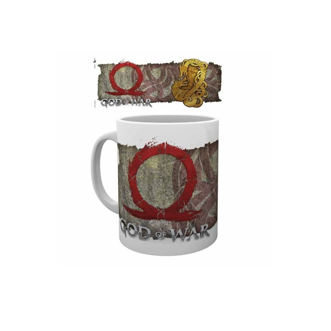 TAZA GOD OF WAR DRAGONS