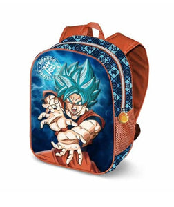 MOCHILA 3D DRAGON BALL SUPER