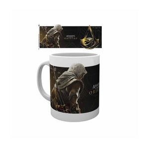 TAZA ASSASSIN'S CREED ORIGINS