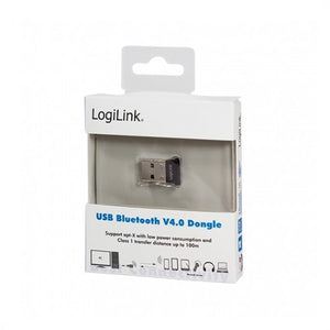 ADAPTADOR BLUETOOTH 4.0 LOGILINK BT0015 MICRO USB