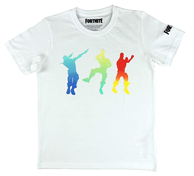 CAMISETA FORTNITE DANCING