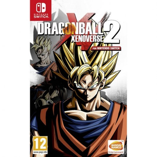 JUEGO NINTENDO SWITCH DRAGON BALL XENOVERSE 2