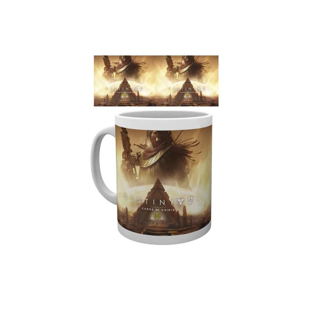 TAZA DESTINY 2 CURSE OF OSIRIS