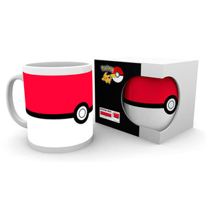 Taza Pokeball Pokemon