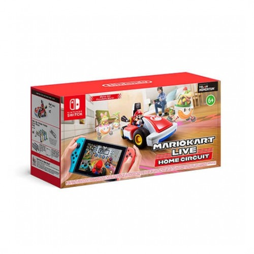 JUEGO NINTENDO SWITCH MARIO KART LIVE:HOME CIRCUIT