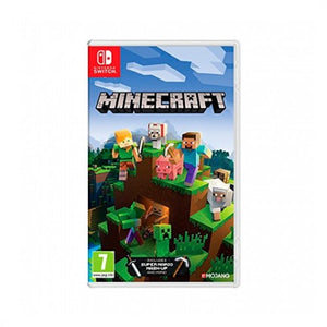 JUEGO NINTENDO SWITCH MINECRAFT