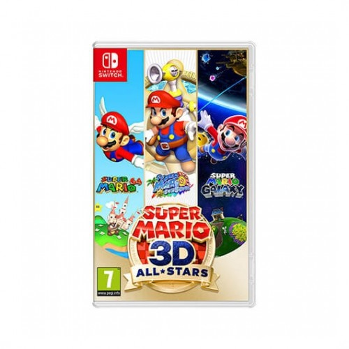 JUEGO NINTENDO SWITCH SUPER MARIO 3D ALL STAR