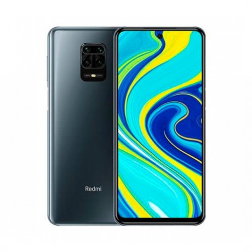 MOVIL  XIAOMI REDMI NOTE 9S 6GB RAM 128GB DS GRIS