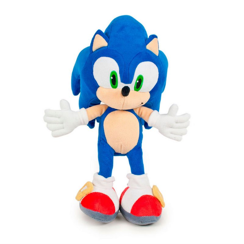 Peluche Sonic The HedgeHog 30cm