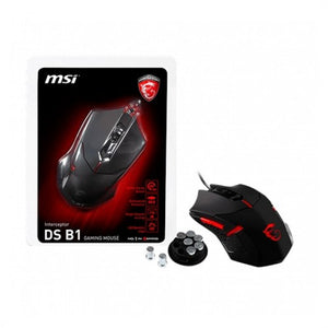 RATON GAMING MSI INTERCEPTOR
