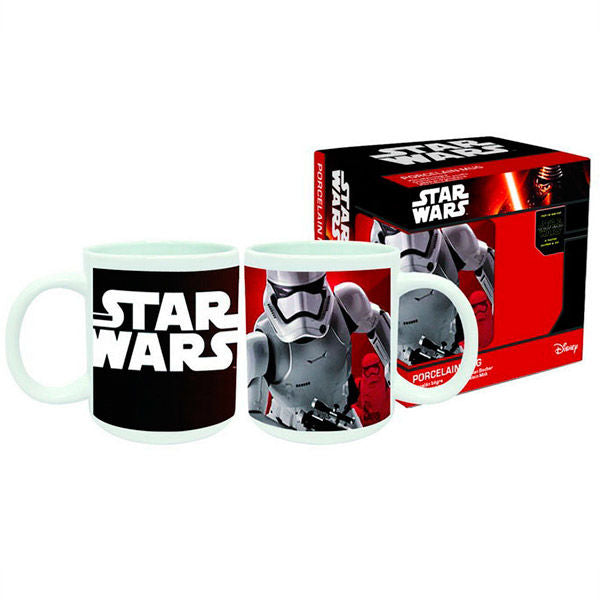 Taza Star Wars Stormtrooper porcelana