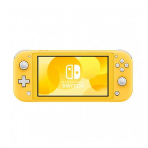 CONSOLA NINTENDO SWITCH LITE AMARILLO