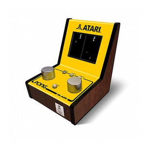 CONSOLA RETRO ATARI 5 GAME MINI PADDLE ARCADE