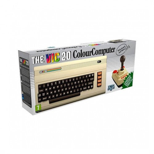 CONSOLA RETRO COMMODORE C64 MINI The VIC20