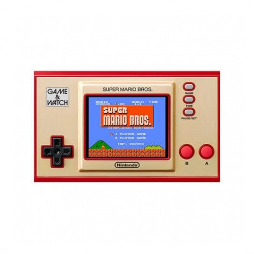 CONSOLA RETRO GAME & WATCH: SUPER MARIO BROS