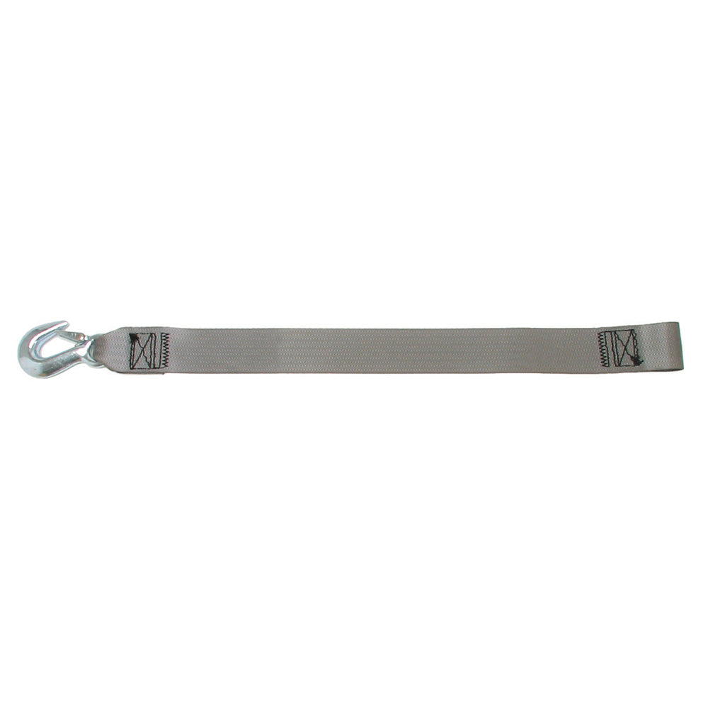 "BoatBuckle Winch Strap w-Loop End 2"" x 20'"