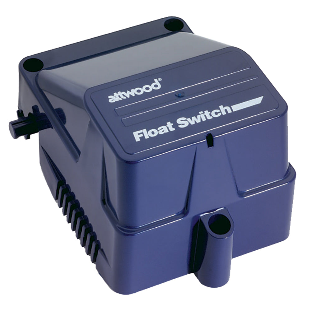 Attwood Automatic Float Switch w-Cover  - 12V & 24V