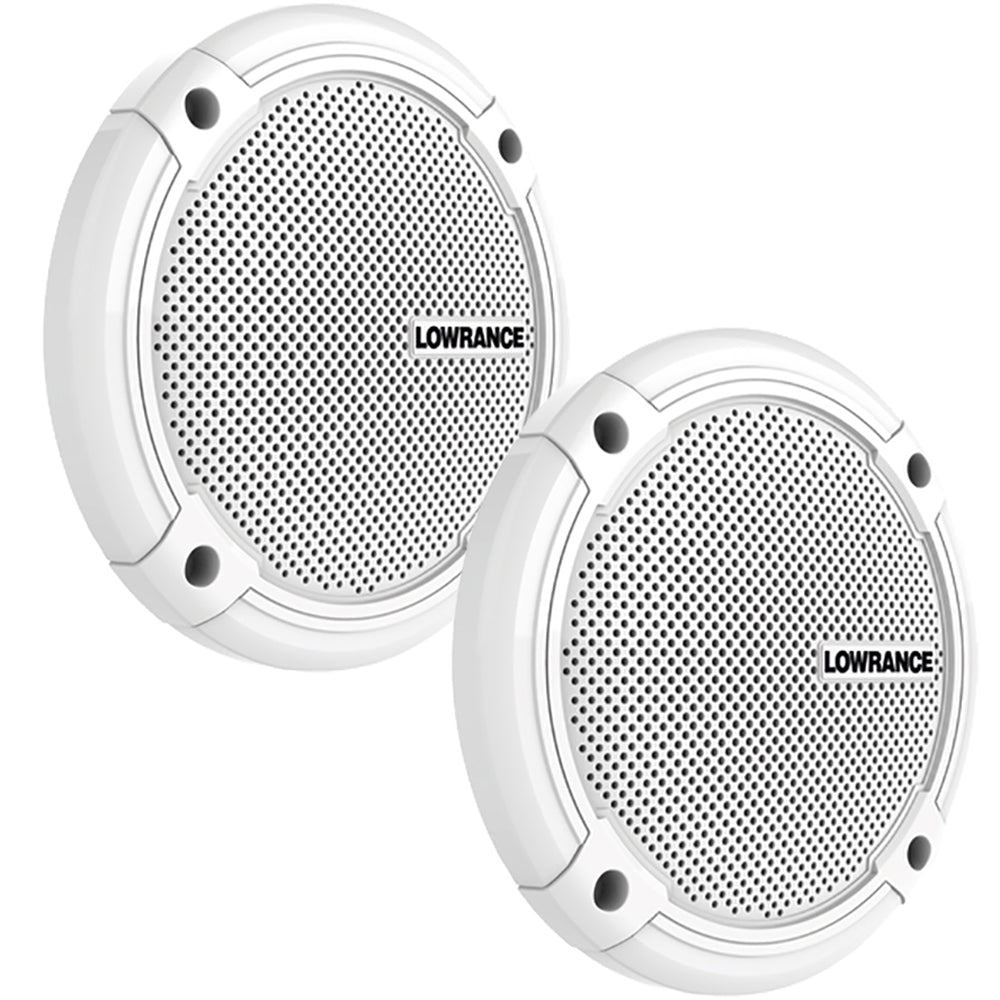 "Lowrance 6.5"" Speakers - 200W"
