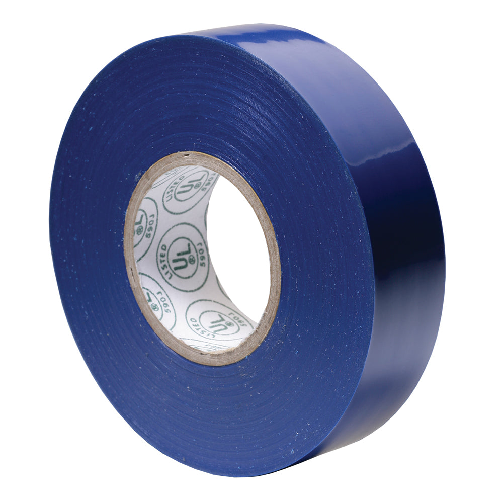 "Ancor Premium Electrical Tape - 3-4"" x 66' - Blue"