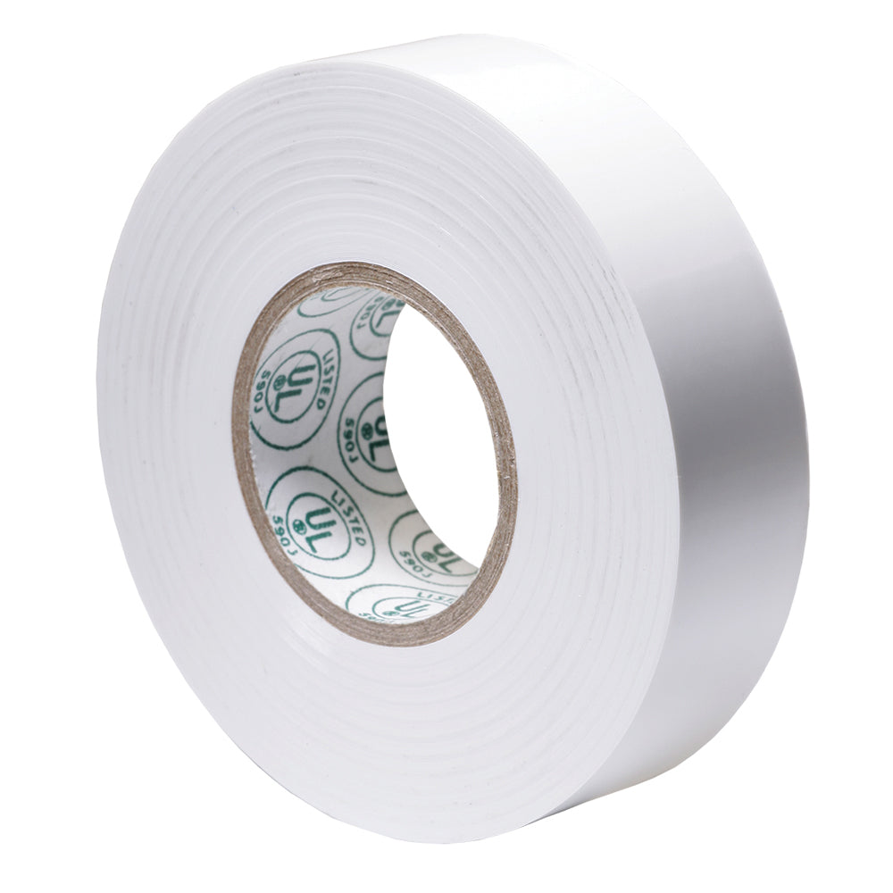 "Ancor Premium Electrical Tape - 3-4"" x 66' - White"