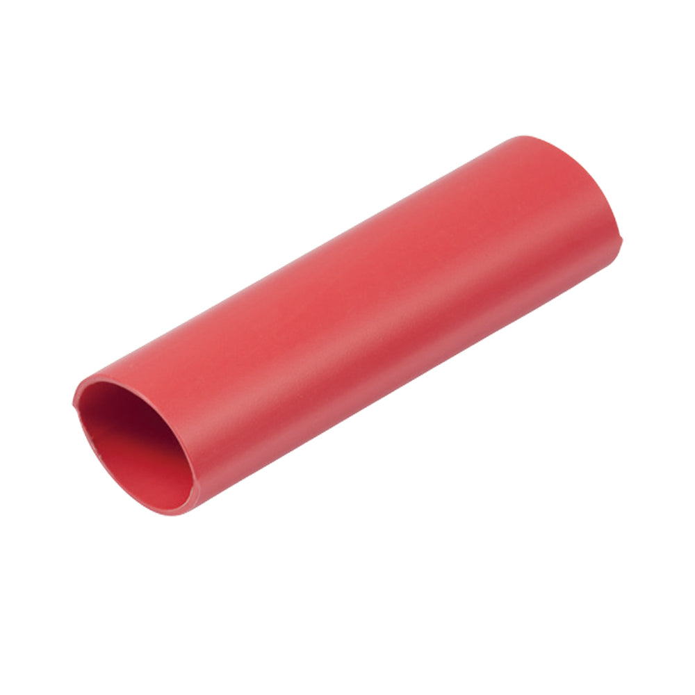 "Ancor Heavy Wall Heat Shrink Tubing - 3-4"" x 48"" - 1-Pack - Red"