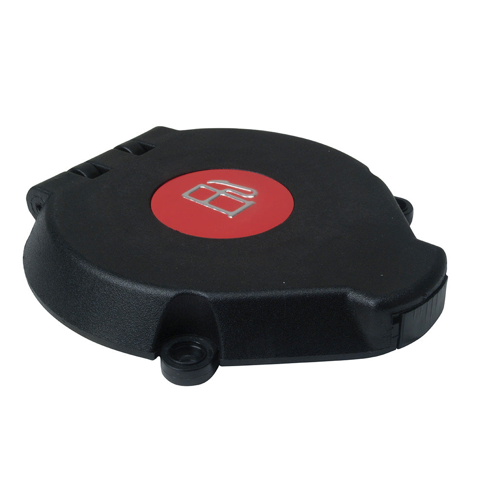 "Perko Vented Flip Top Cap f-Fills with 1-1-2"" Hose - Black"
