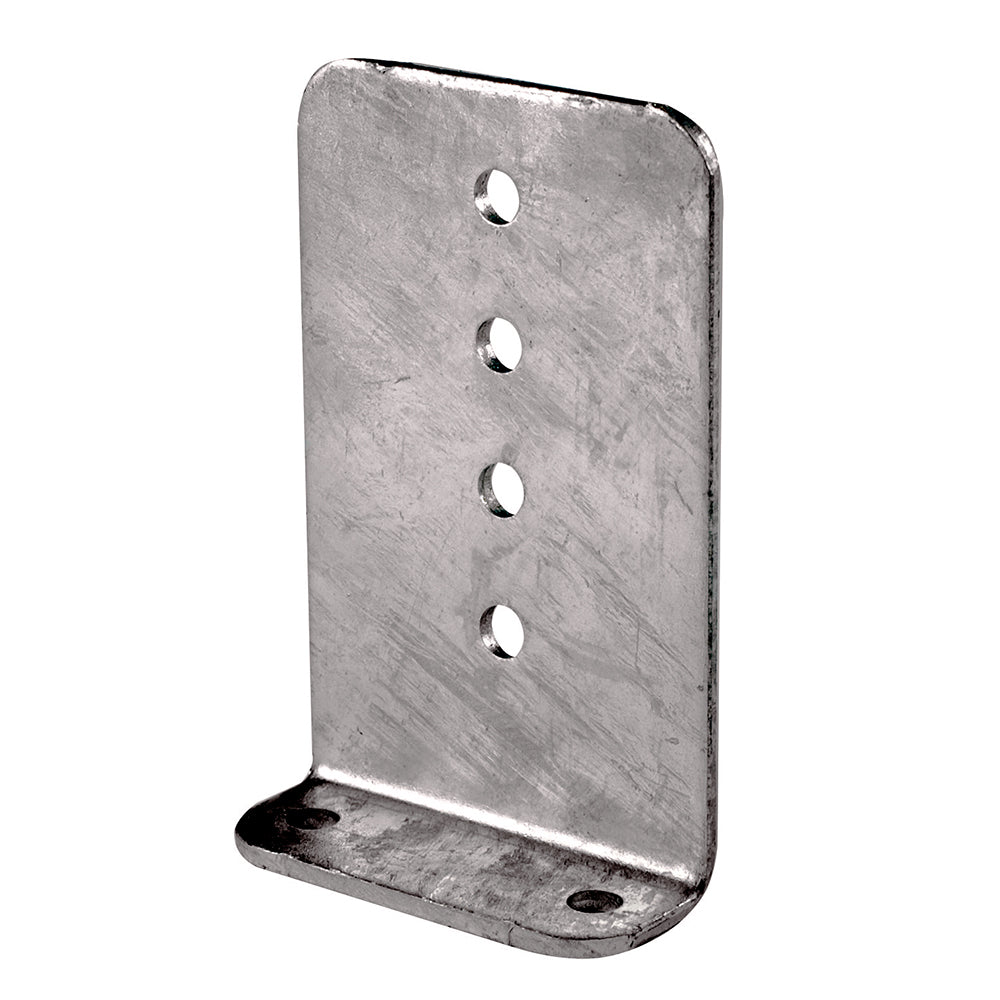 "C.E. Smith Vertical 90° Bunk Bracket - 5"" x 8"" - Aluminum"