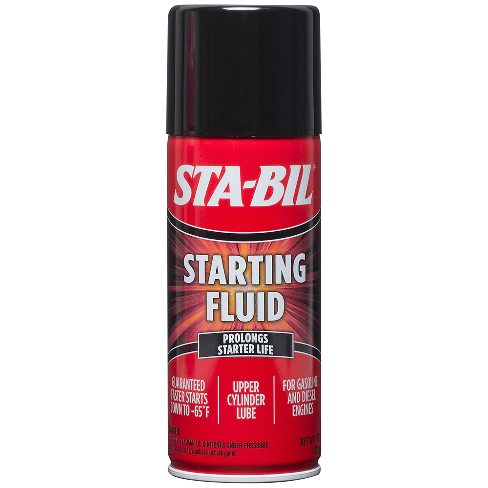 STA-BIL Starting Fluid - 11oz *Case of 6*