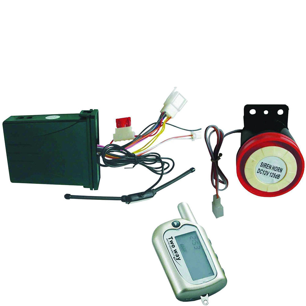 T-H Marine Additional Remote Control Unit f-2-Way Boat Alarm System