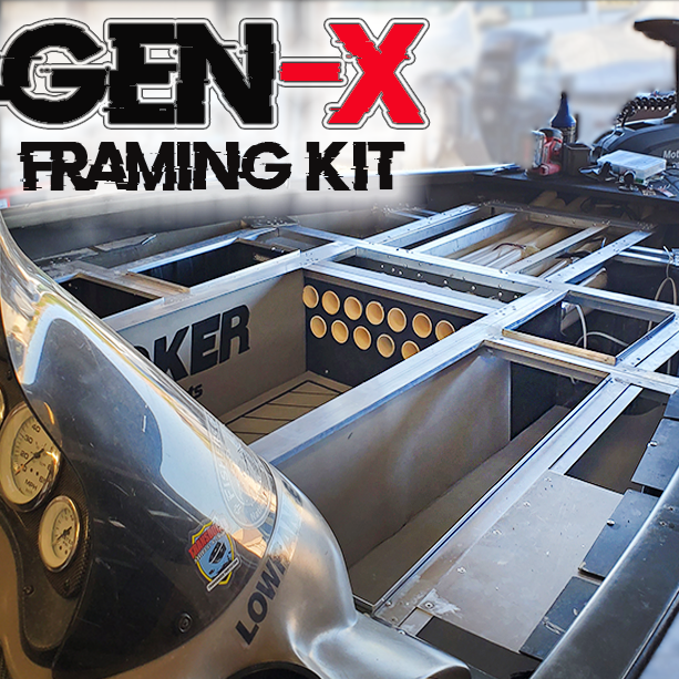 GEN-X Aluminum Framing Kit