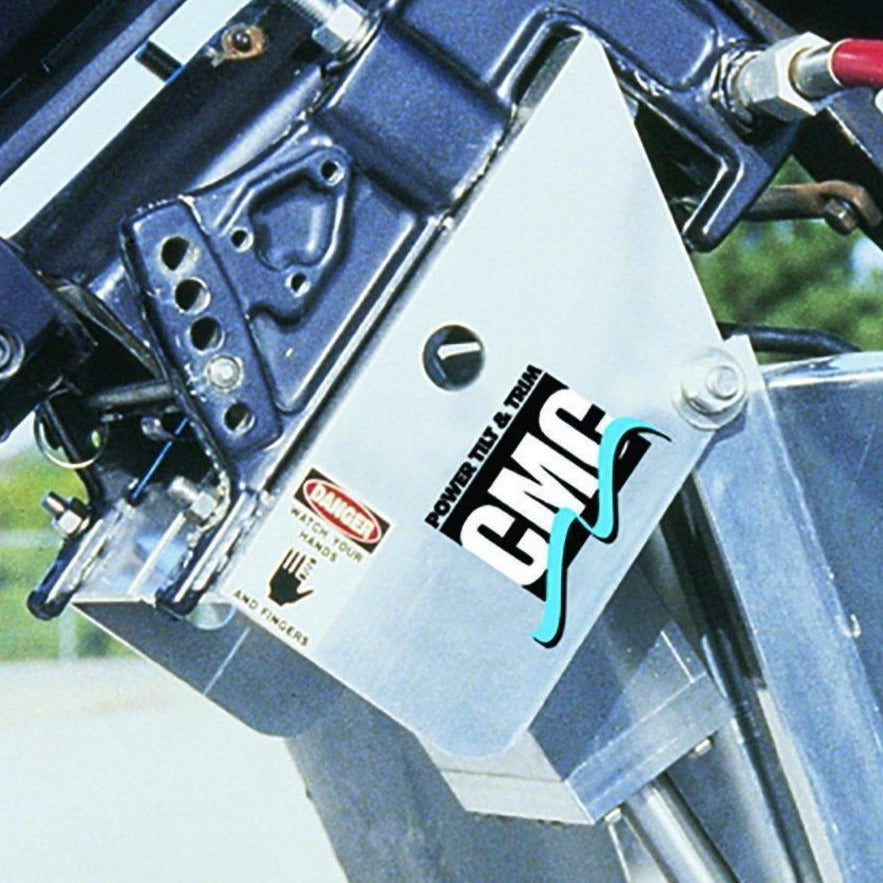 CMC PT-35 Tilt and Trim JackPlate for up to 35 HP