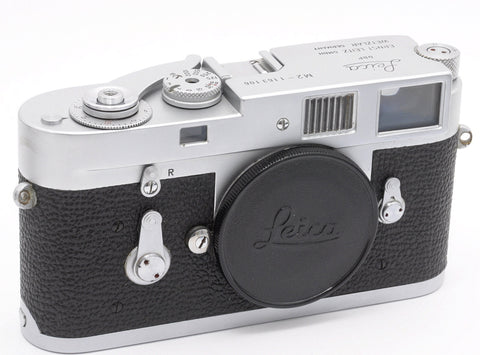 LEICA M2 BODY JUST SERVICED BY GERRY SMITH