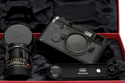 LEICA MP-3 LHSA SET, MINT CONDITION 10318