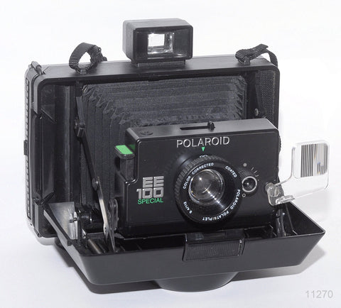 USED POLAROID EE 100 SPECIAL INSTANT PACK FILM CAMERA