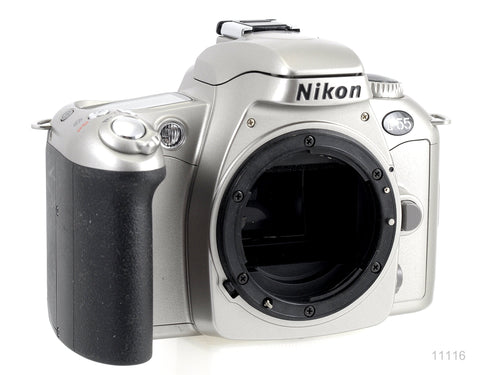 USED NIKON F55 AF CAMERA BODY ONLY OR WITH LENS