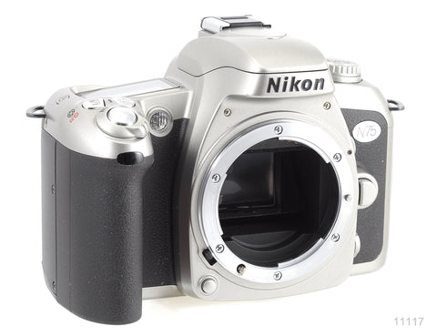 USED NIKON N75 AF CAMERA BODY