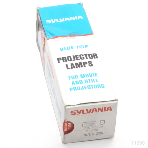 SYLVANIA DFD PROJECTION LAMP 120 VOLT 1000 WATTS