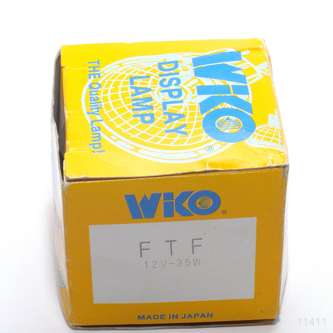 WIKO FTF PROJECTION LAMP 12 VOLT 35 WATTS