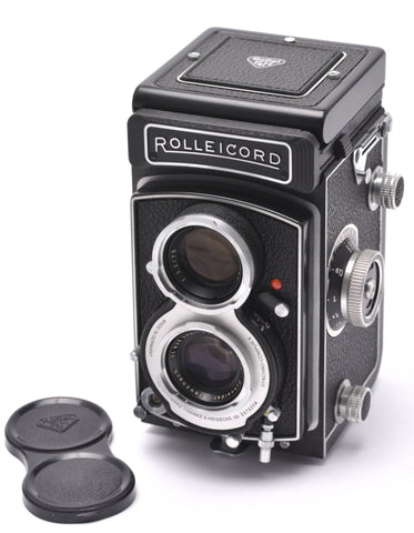 ROLLEICORD Vb TLR CAMERA, LIKE NEW IN BOX