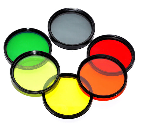 USED FILTERS - 49mm ASSORTED - FROM $6