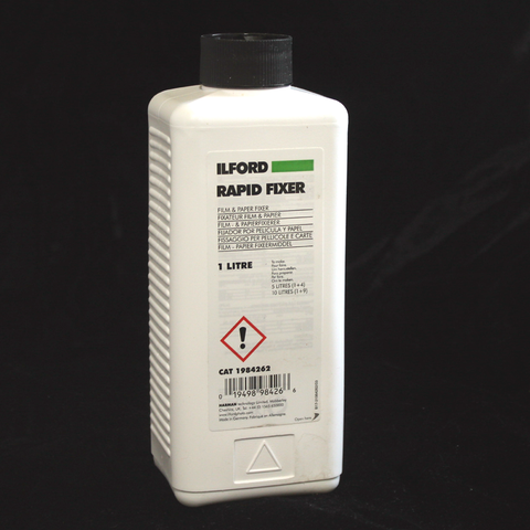 Ilford Rapid Fixer 1 litre bottle
