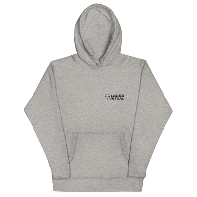 Stacked Logo Hoodie