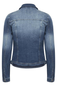 Pully denim jacket