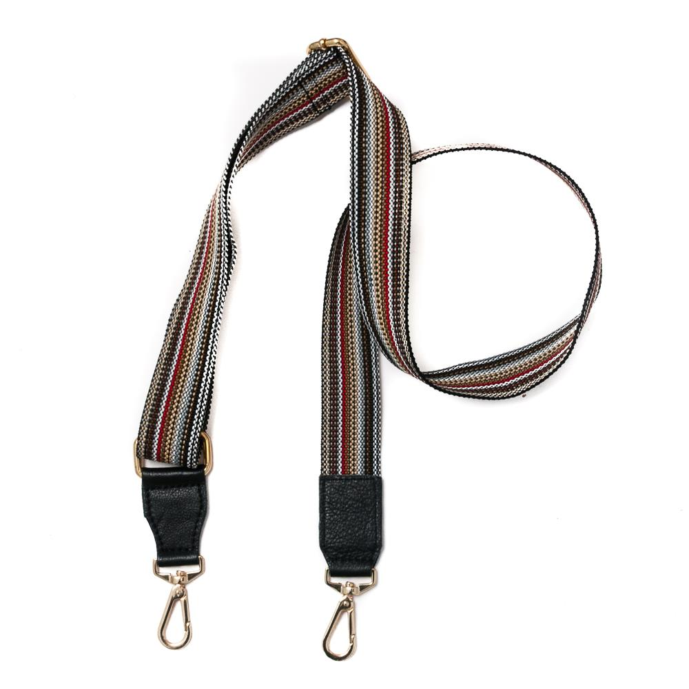 Shoulder strap plain stripe