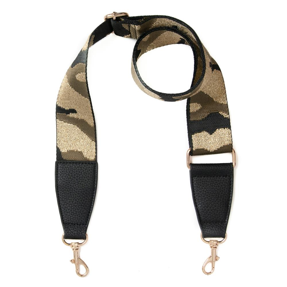 Shoulder strap camo, green