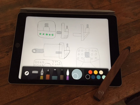 Creating with Cozy, Part 1: Paper, Pencil, and PocketDock